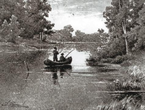 рыбная ловля чехов