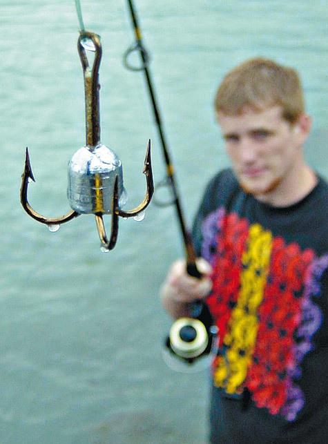 Как сделать драчку для ловли рыбы видео