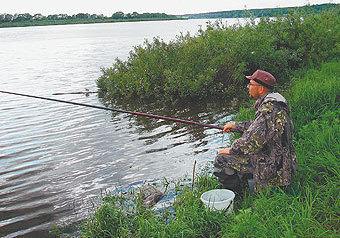 весенняя рыбалка на малых