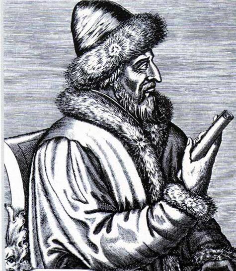 Велиикий князь Василий III Иванович. Фото: Сергей Осокин.