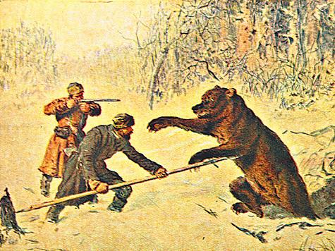 Иллюстрации из архива Павла Гусева