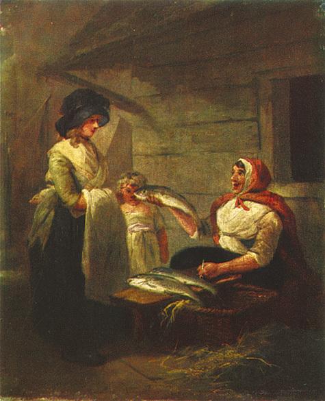 Художник Джордж Морланд. Иллюстрация из архива редакции