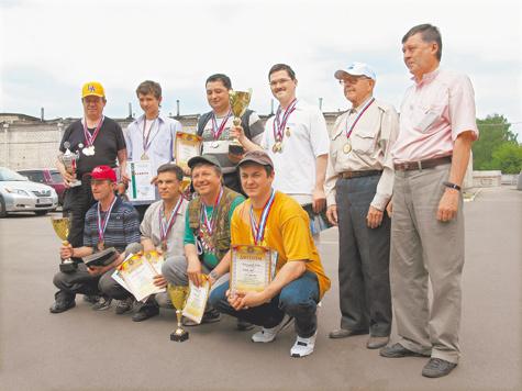 Команда ВОО – победитель соревнований по кастингу.