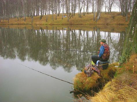 как ловить рыбу в такую погоду