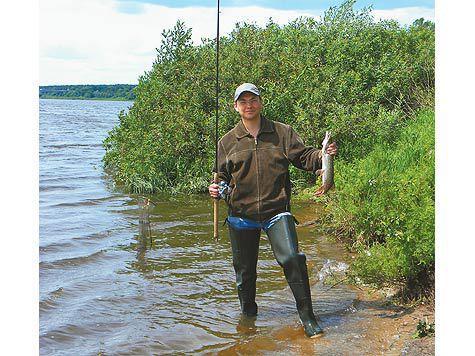 места ловли рыбы в свердловской области