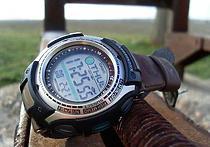 Часы для рыбака и охотника