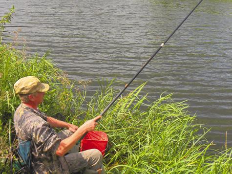 рыбалка в проводку это как