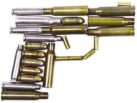 10 млн единицнелегального оружия в России находится в руках криминала. Защиты от него у  законопослушных граждан  не существует.