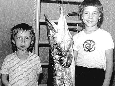 большой мартын рыбалка