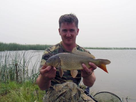 рыбалка в сладково тюменской