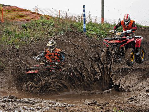 Канадский среднекубатурный ATV ставит внеловкое положение некоторые флагманские мотовездеходы от других производителей.