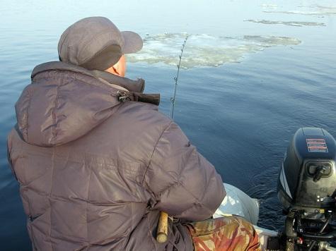 рыбалка в пасмурную погоду в апреле
