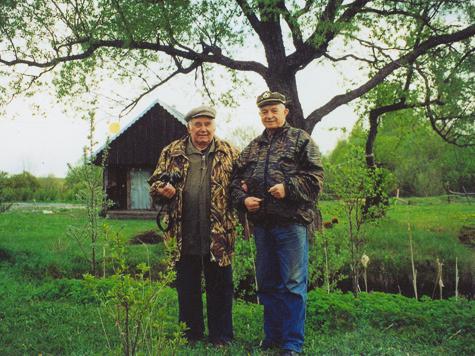 сайт тверского общества охотников и рыболовов