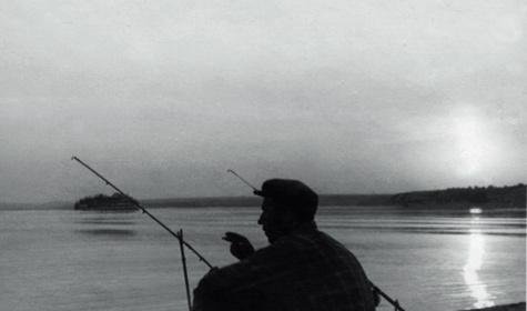 В ожидании поклевки Фото из архива автора