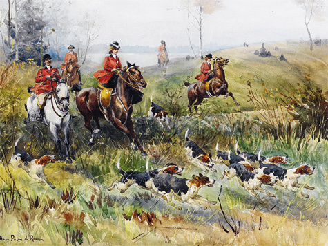 В 2001 г. поанглийским традициям был нанесен серьезный удар: загонная охота налис была запрещена. Любые попытки открыть ее вновь наталкиваются настену непонимания вПарламенте.
