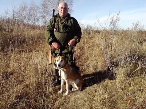 Нарожнов Сергей Яковлевич с Пальмой, фото автора
