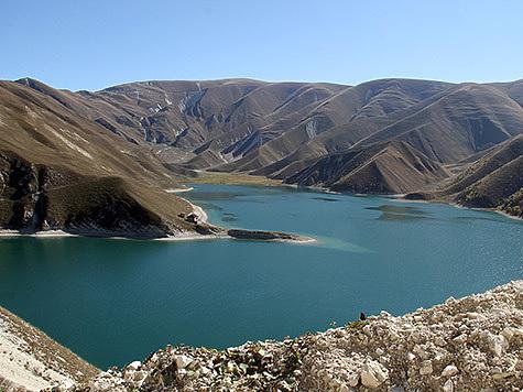 Озеро Кезеной-Ам, Чечня