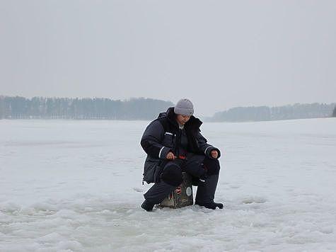 На просторах водохранилища нужно знать конкретные места. Фото: Андрей Яншевский.