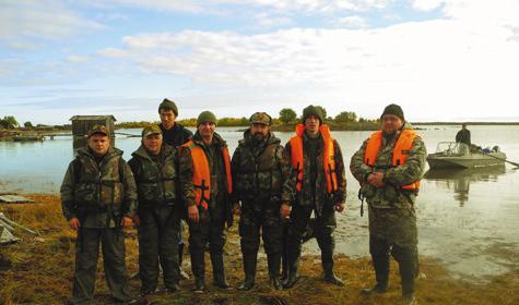 республиканское общество охотников и рыболовов карелии