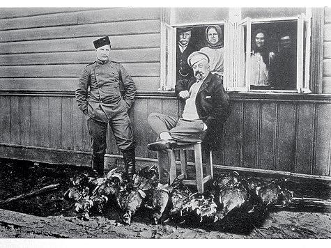 Иллюстрация из архива Павла Гусева.