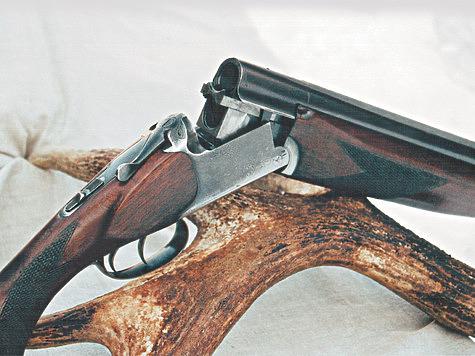 Вертикалка ИЖ-12: яркий представитель отечественного охотничьего оружия - Оружие