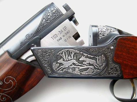 Первое ружье, выбор - Оружие