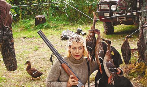 Охота на уток осенью обоих случаях для охотника
