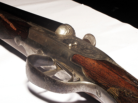 Найти в России хорошо сохранившееся ружье конструкции «Дарн» непросто.