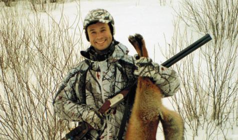 В центральных районах Европейской части России вконце зимы лисицы имеют шкурки высокого товарного качества.
