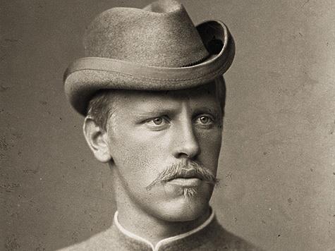 Фритьоф Нансен, норвежский полярный исследователь, ученый.