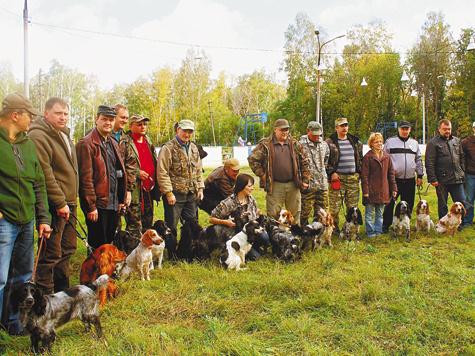 охотничье рыболовное общество русская охота