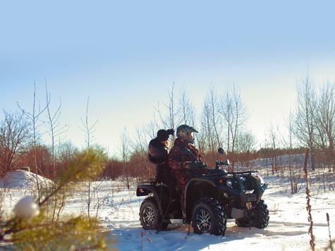 195000 рублей стоит новая стелсовская «шестисотка». Нугде вы видели некитайский ATV за такую цену?!