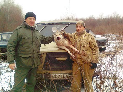 юзао общество охотников и рыболовов