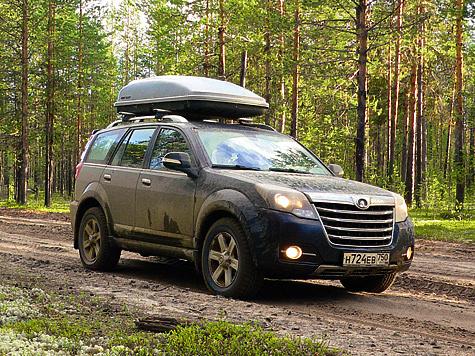 На российском рынке внедорожники H3 (c нынешнего года Hover Н3 называется Great Wall H3) пользуются устойчивым спросом улюбителей езды попроселкам ибездорожью.