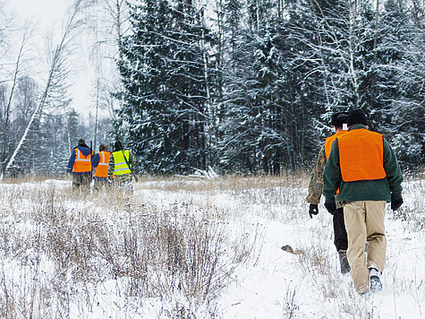 общественная организация владимирское общество охотников и рыболовов
