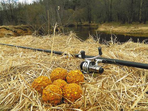 рыбалка прикормка плотвы