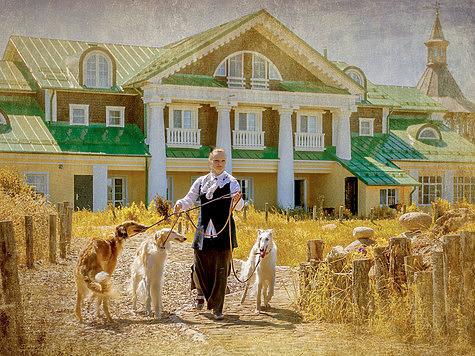 Усадьба Богдарня — кусочек вымышленной истории в окружении современной действительности. Фото Екатерины Макаренковой.