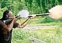 Норвежская сага: стрельба черным порохом из дульнозарядного оружия