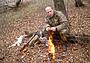 Охота на зайцев в октябре