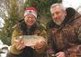 О рыбалке в новогодние каникулы