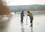 Вести с водоемов: зима не спешит с холодами