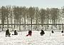 Пескарь со льда на прудах