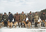 Прошла 18-я Дмитровская выставка охотничьих собак