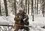 Прошла успешная охота на волков с флажками