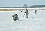 Февральские вести о рыбалке с водоемов