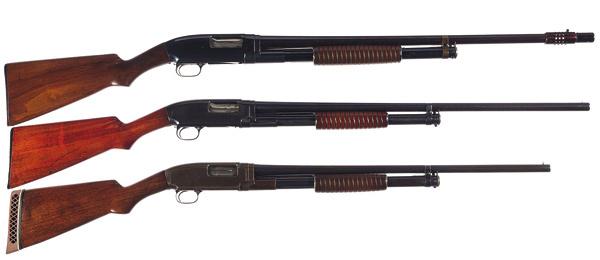 Легендарный Winchester M12