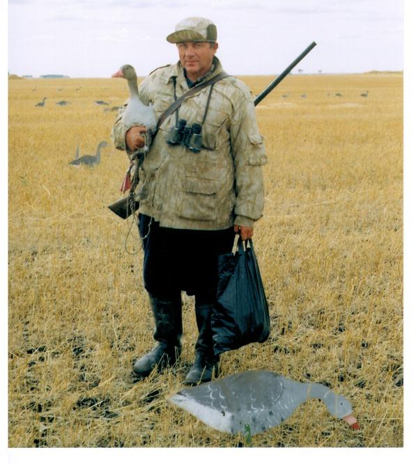 Охота на гуся. Стрельба гусей: практика и реальность
