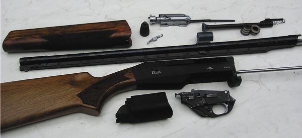 Наши самозарядные ружья - Оружие