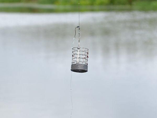 Пикер на малых реках Подмосковья