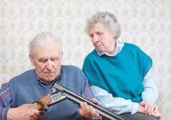 Охоте все возрасты покорны